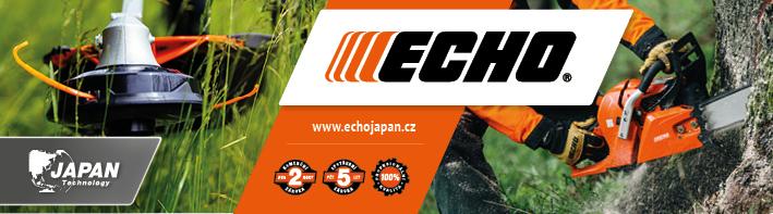 ECHO zde v prodeji
